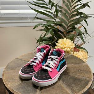 Vans sneakers girls size 12